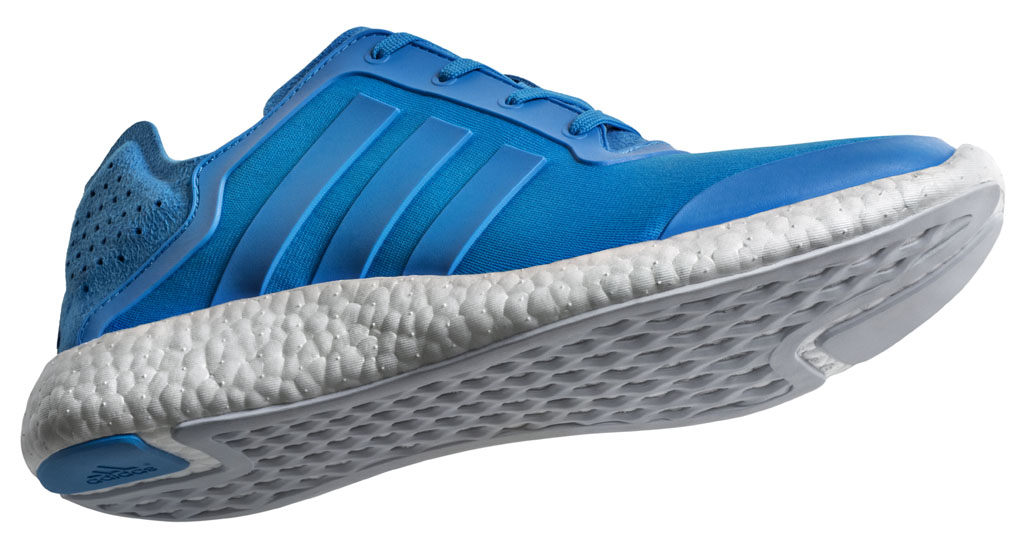 new concept 87769 2144c adidas Introduces Pure Boost Blue