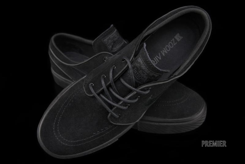 janoski all black