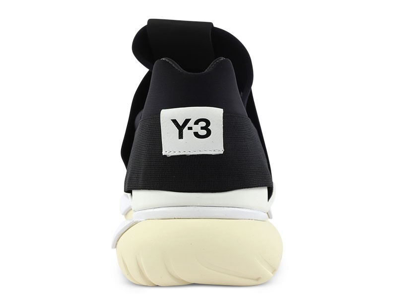 05254aa1ec672 adidas Y-3 Answers the Tubular Wave with Another Qasa. The Qasa model from Y3  evolves again in the form of this new low.