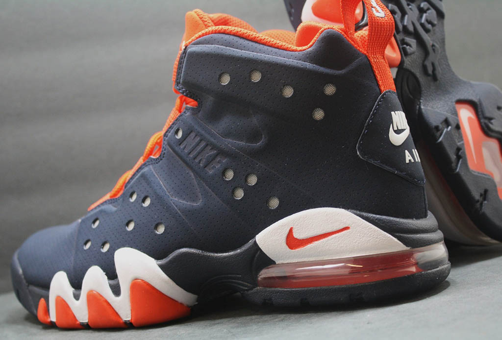 d2404c59452 Nike Air Max Barkley HOH Auburn Obsidian Team Orange White 513796-481 (6)