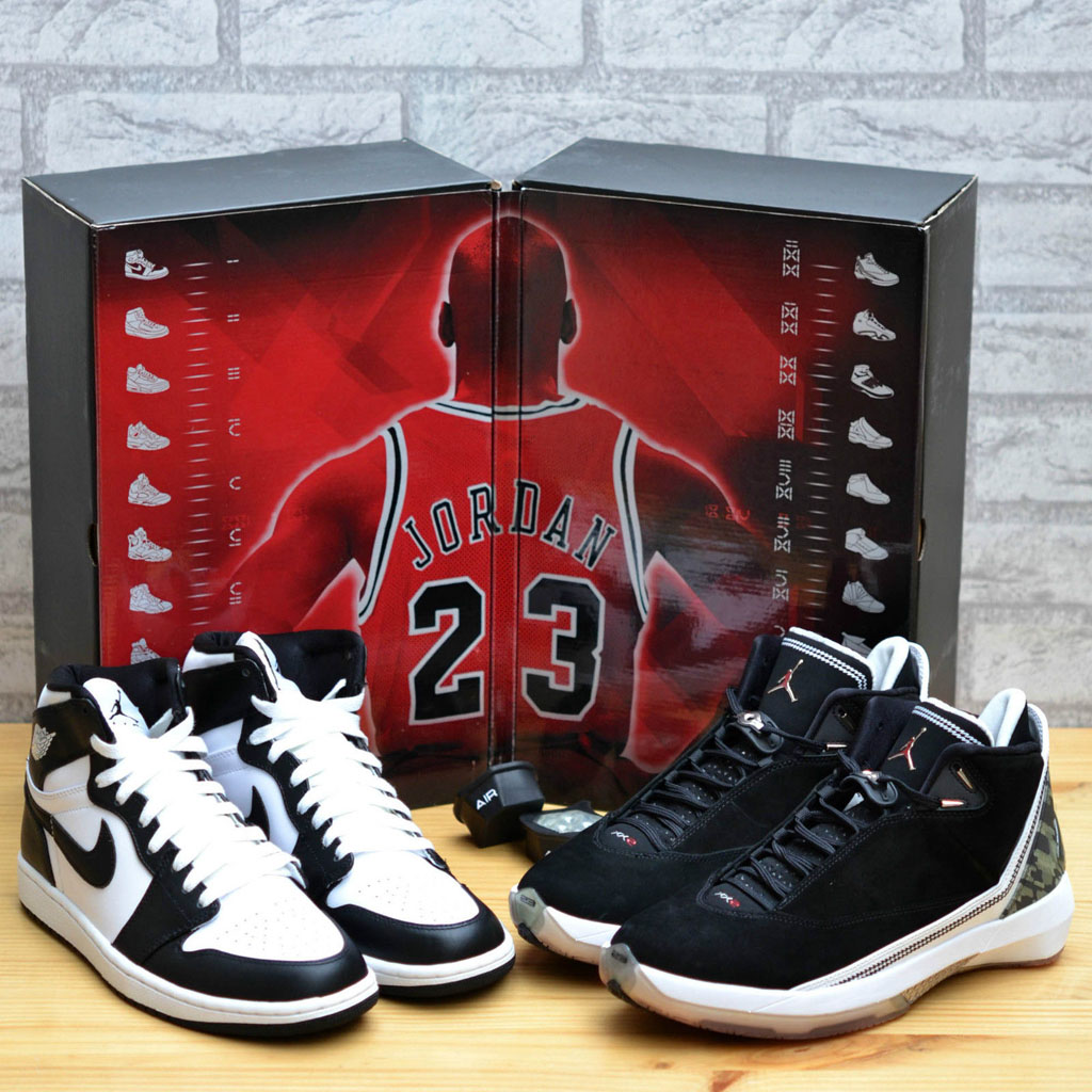 Air Jordan Countdown Pack CDP 1 & 22