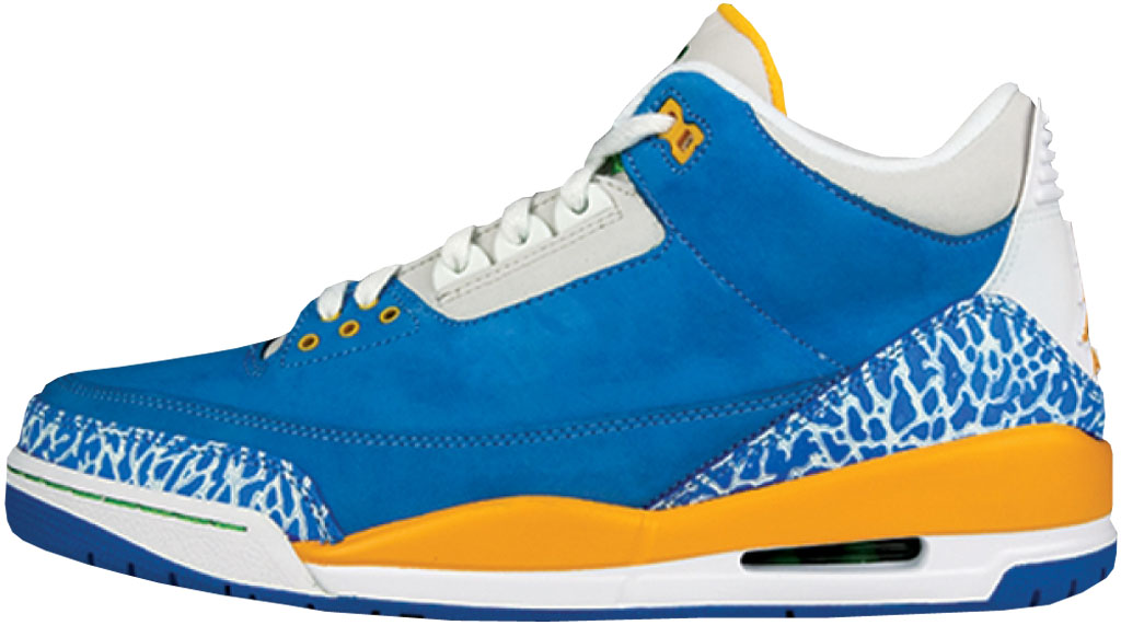 san francisco c4a1f e8d0c Air Jordan 3  The Definitive Guide to Colorways   Sole Collector