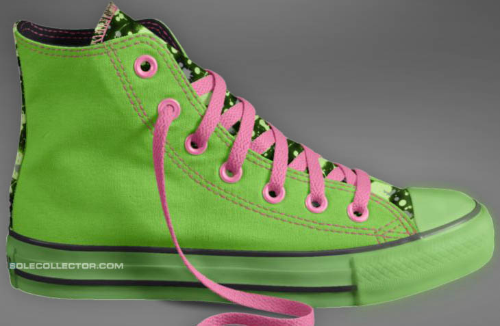 Converse Glow in the Dark Shoes Sneakers Chuck Taylor All Star (2)