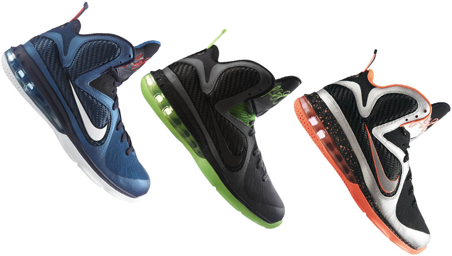 detailed look 6708f ad436 Poll    Tonight s Best Nike LeBron 9 Release
