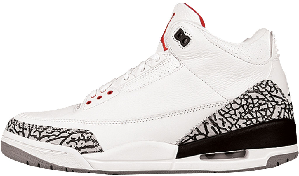 a6f74875fcb7 Air Jordan 3  The Definitive Guide to Colorways