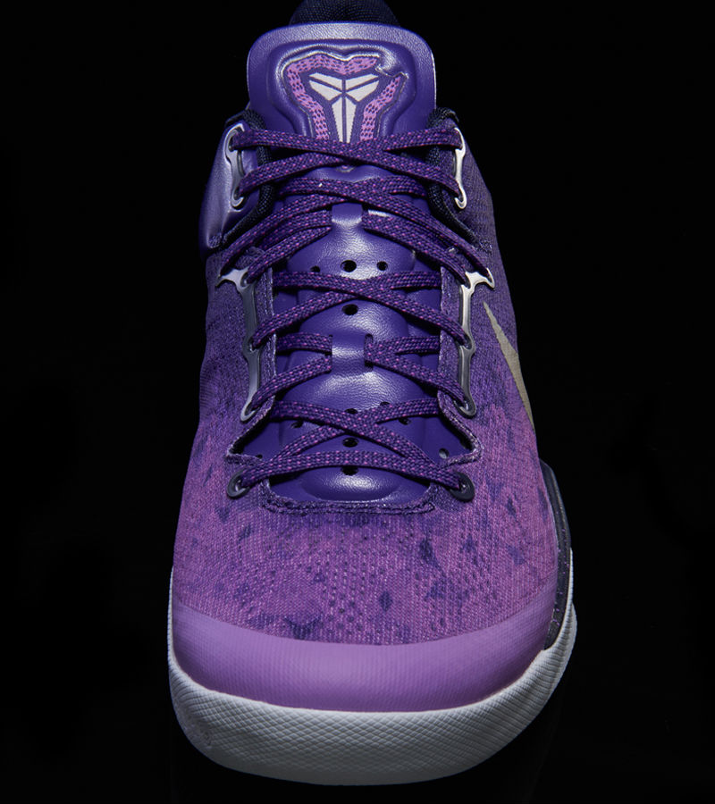 Nike Kobe 8 System Court Purple Pure Platinum Blackened Blue Laser Purple 555035-500 (2)