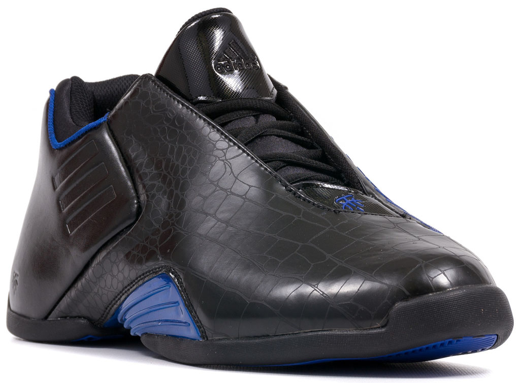 adidas TMAC 3 Black/Royal (3)