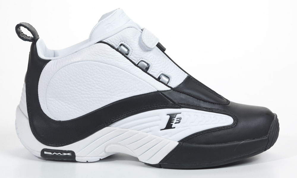reebok classics and allen iverson reintroduce the answer