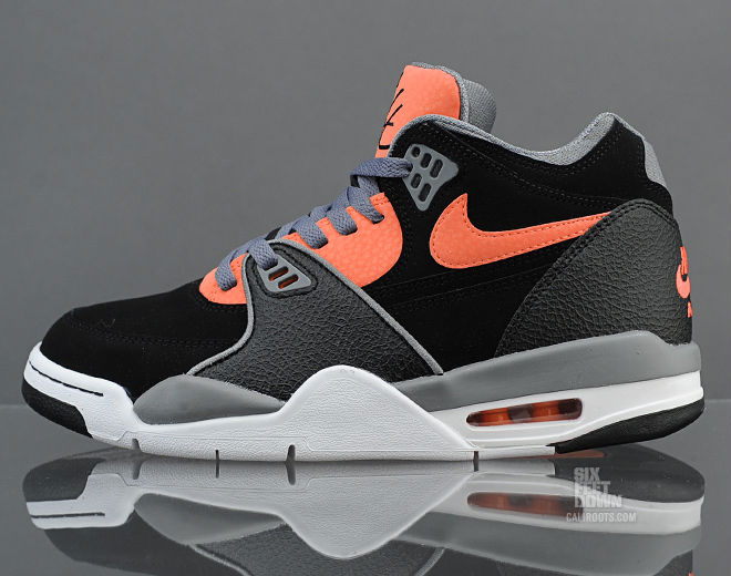 Nike Air Flight 89 Bright Citrus (2)