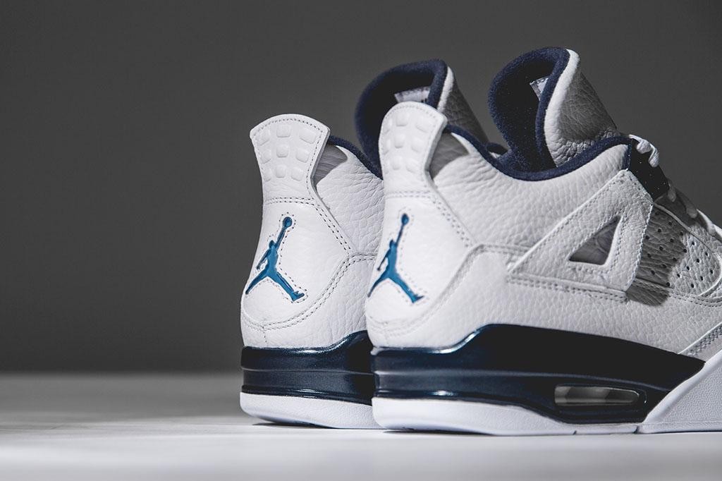 Nike Air Jordan 4 Colombie - Albums Remasterisés