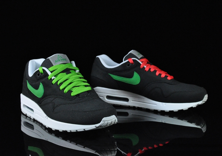 the best attitude 43d27 dc92a Nike Air Max 1 ACG Pack Black Victory Green 308866-020