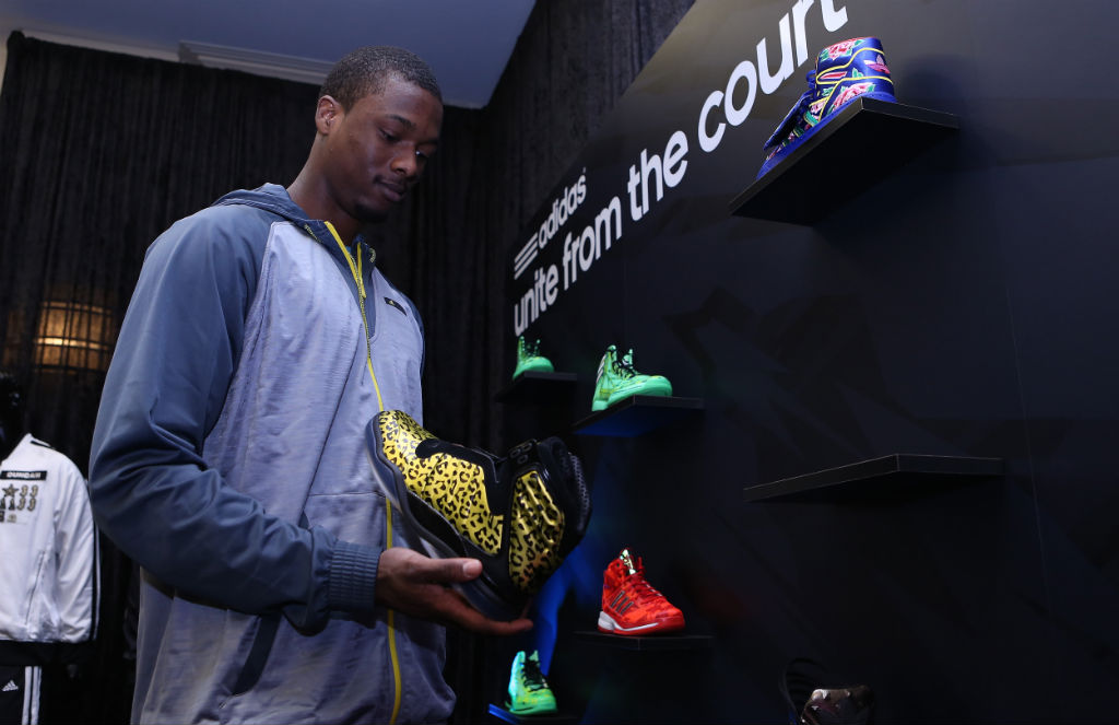 adidas Basketball Athletes Celebrate NBA All-Star // Harrison Barnes (1)
