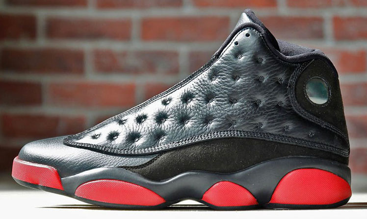 Air Jordan XIII 13 Black/Infrared23 Release Date 414571-003
