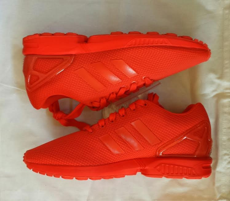 Adidas Flux All Red