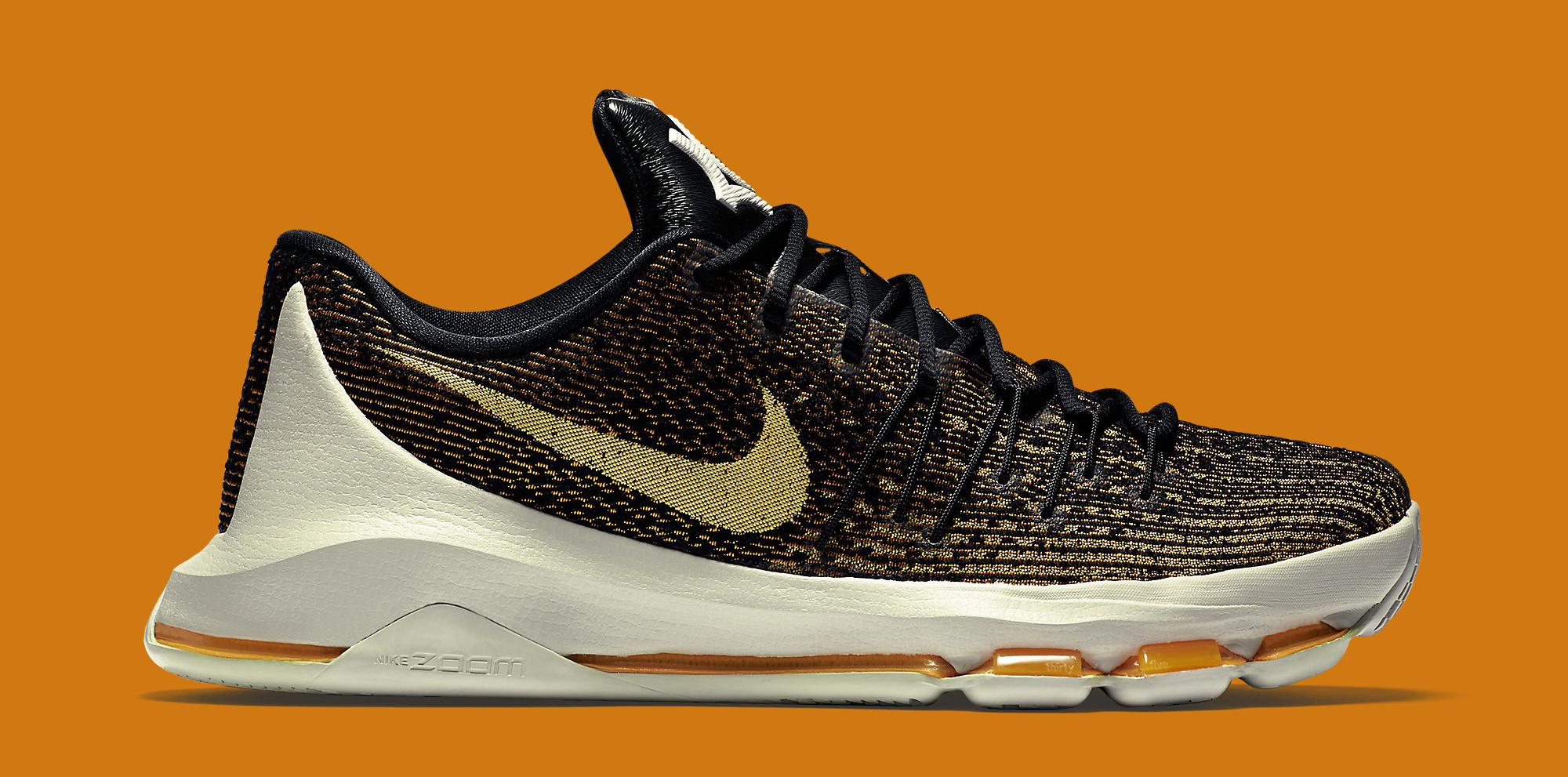 19c2149a9411 Laser Orange Nike KD 8