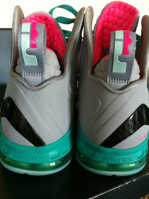 Nike LeBron 9 South Beach Wolf Grey McFly 516958-001 (5)