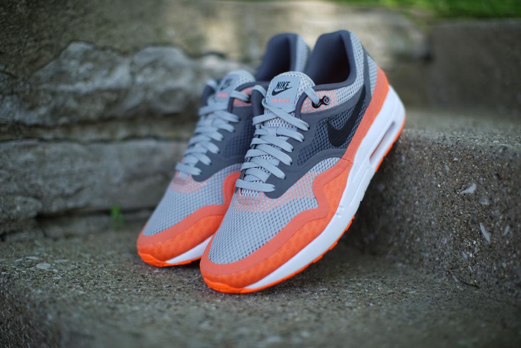 Nike Air Max 1 BR Team Orange | Sole Collector