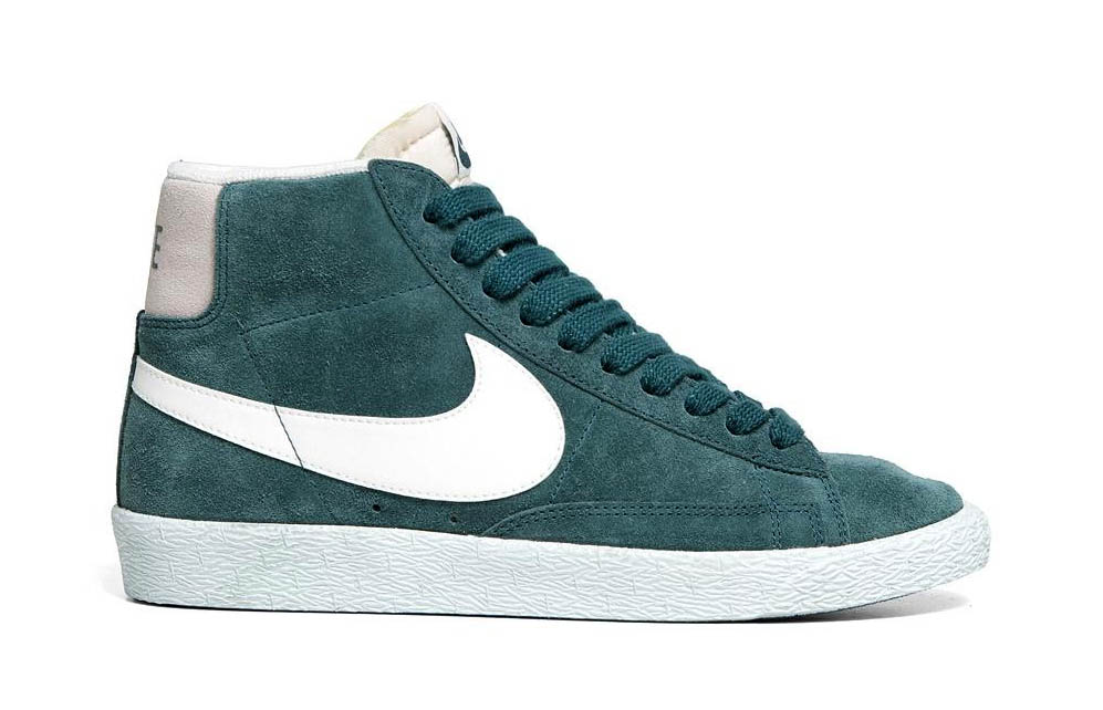 Nike Blazer Mid VNTG Dark Atomic Teal Sole Collector
