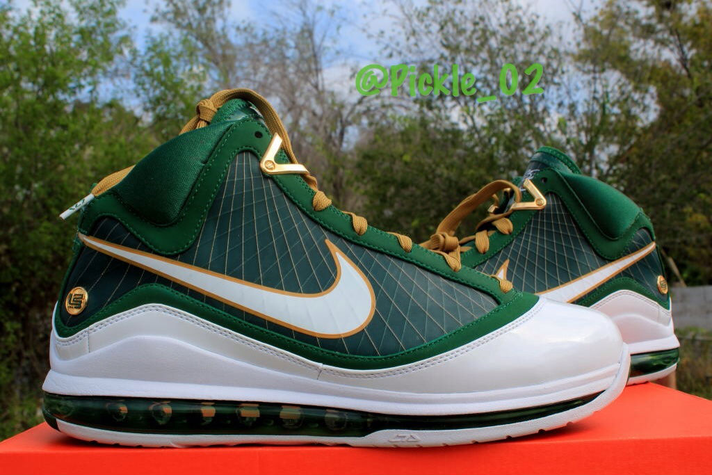 Spotlight // Pickups of the Week 10.13.13 - Nike Air Max LeBron VII 7 SVSM by Pickle
