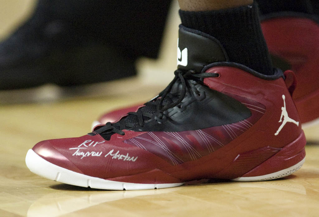 Wade shoes 2012