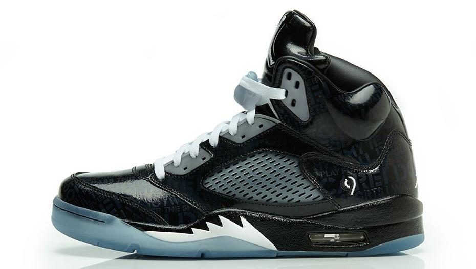 """Air Jordan 5 """"Doernbecher"""" - On-Feet Images - SneakerNews.com"""
