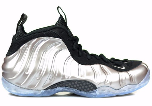 Nike Air Foamposite One Wolf Gray SuedeSneaker Bar Detroit