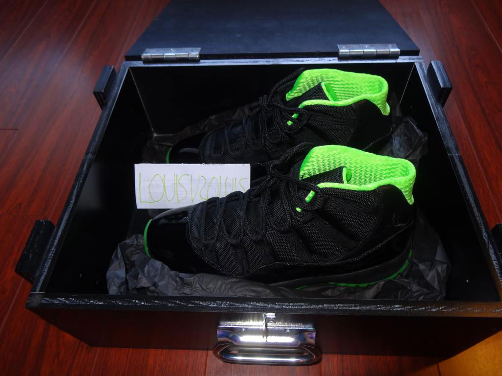 Air Jordan XI 11 XX8 Days of Flight (3)