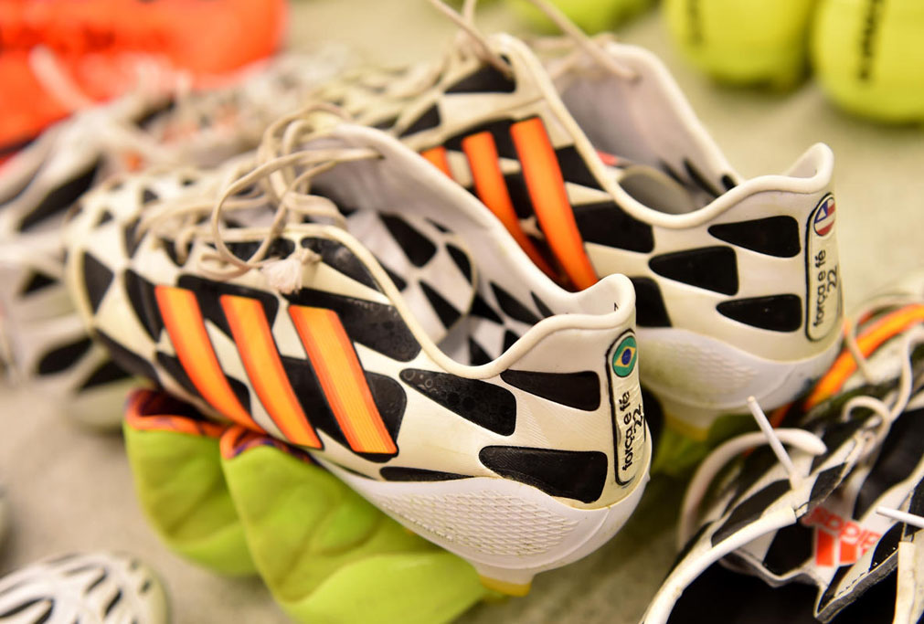 Sole Watch: Up Close with the Custom Cleats of the World Cup (7)
