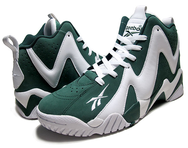 Reebok Kamikaze II Team Pack White Green