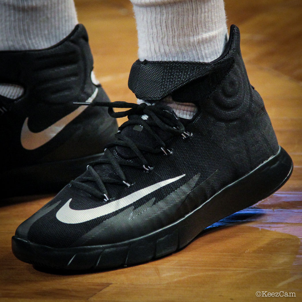 new concept 3ca60 03bd2 ... greece marcus thornton wearing nike zoom hyperrev 178c9 04205 usa  20152013201120102014201620172012 ...