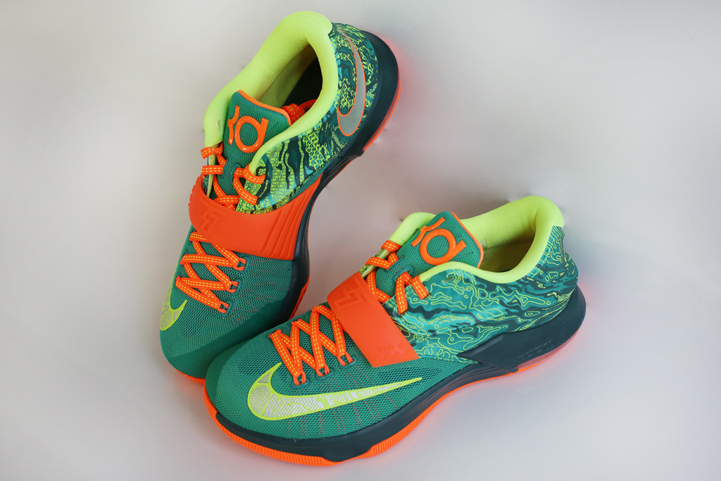 31225db4a66 Doppler Radar Predicts  Weatherman  Nike KD 7 for March