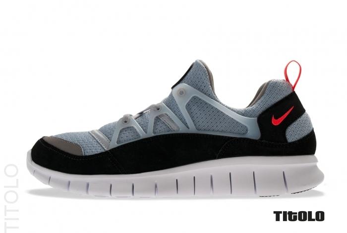 7c5ba2e031fa0 Nike Free Huarache Light - Wolf Grey   Infrared - New Images