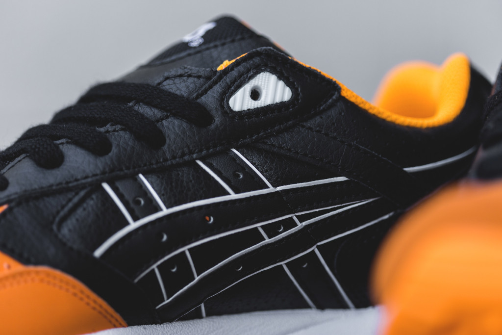 BAIT x Asics Tiger Gel Saga Premium 3M Rings Pack Black Ring