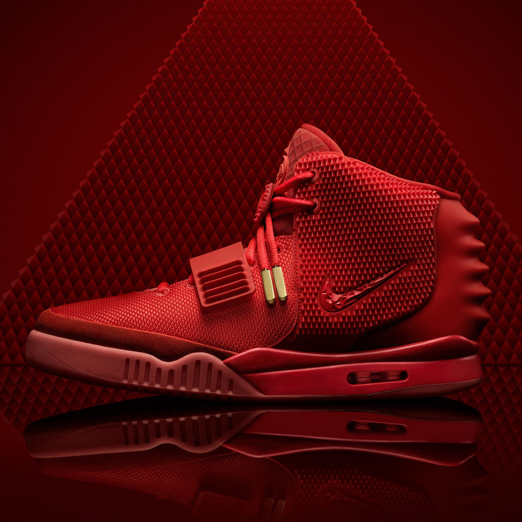 promo code 36176 475dd Nike Air Yeezy 2 Red October (1)