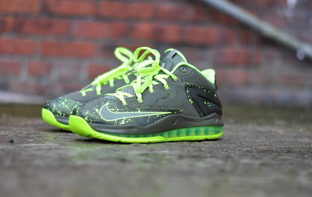 6b4c1af0bbaae Take a final look at the  Dunkman  Nike LeBron 11 Low as it will officially  drop on Friday.