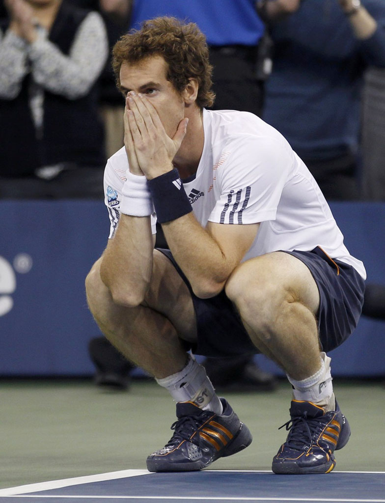 Andy Murray Wins US Open in the adidas Barricade 7.0 (4)