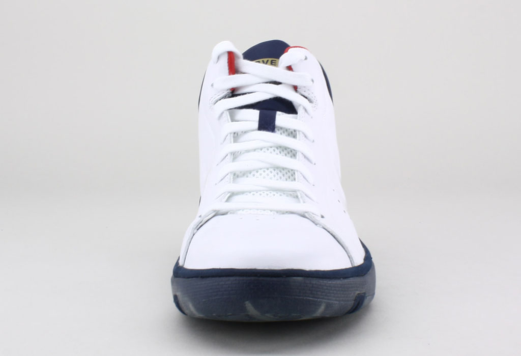 Converse Pro Leather 2012 Mid White Navy Red (4)