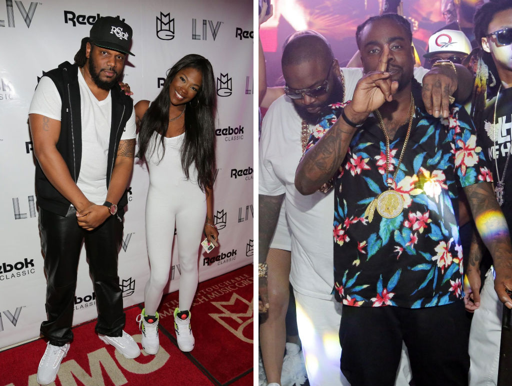 Rick Ross x Reebok Classics White Party (22)