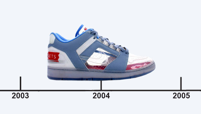 the best attitude 6ef7f 9872e Check out this detailed look through the history of the Nike Air Force 2.