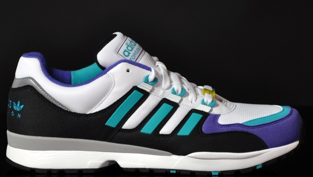 adidas Torsion Integral S Running White/Ultra Green-Black