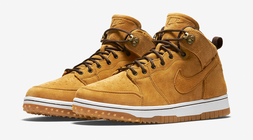brand new 5e768 fbfeb Nike Dunk CMFT Wheat