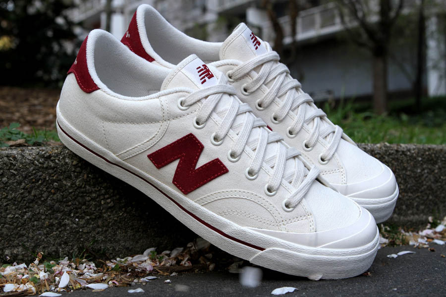 New Balance Pro Court Spring 2012   Sole Collector
