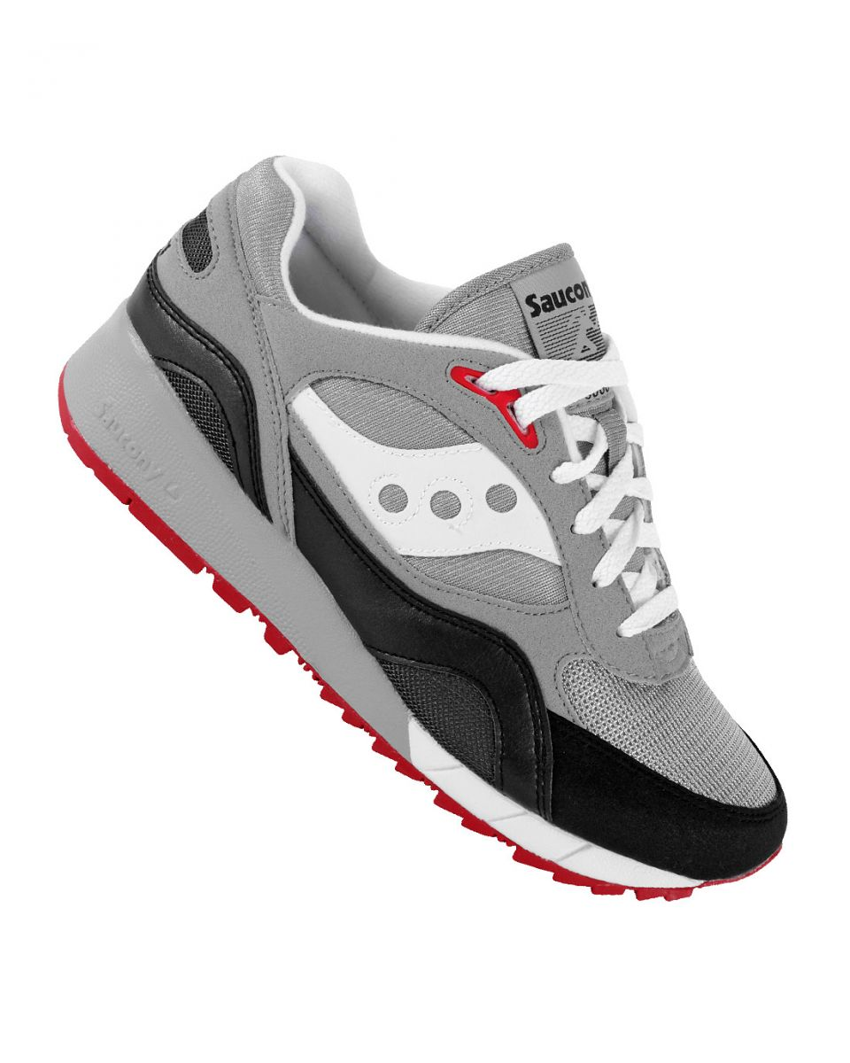 timeless design 64422 a0424 Saucony Shadow 6000 Grey/Black | Sole Collector