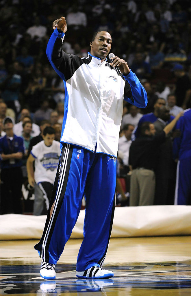 a complete history of dwight howards orlando magic adidas