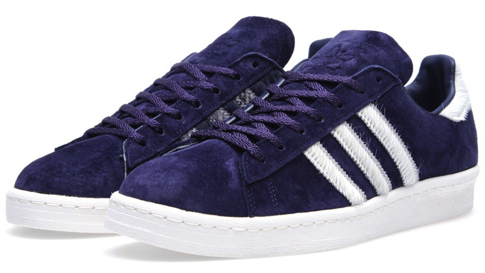 the latest e117c ab519 The ZOZOTOWN x adidas Originals Campus 80s