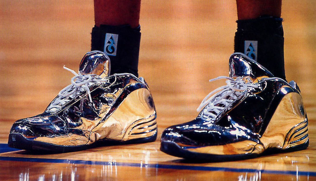 627a367d500b The point is that an all-chrome shoe – even one made by Dada – was bound to  become an instant classic in All-Star sneaker history.