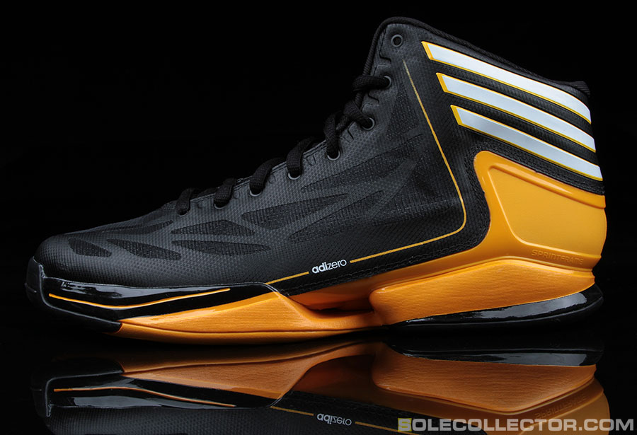 adidas adiZero Crazy Light 2 Devin Harris Black Yellow PE (1)