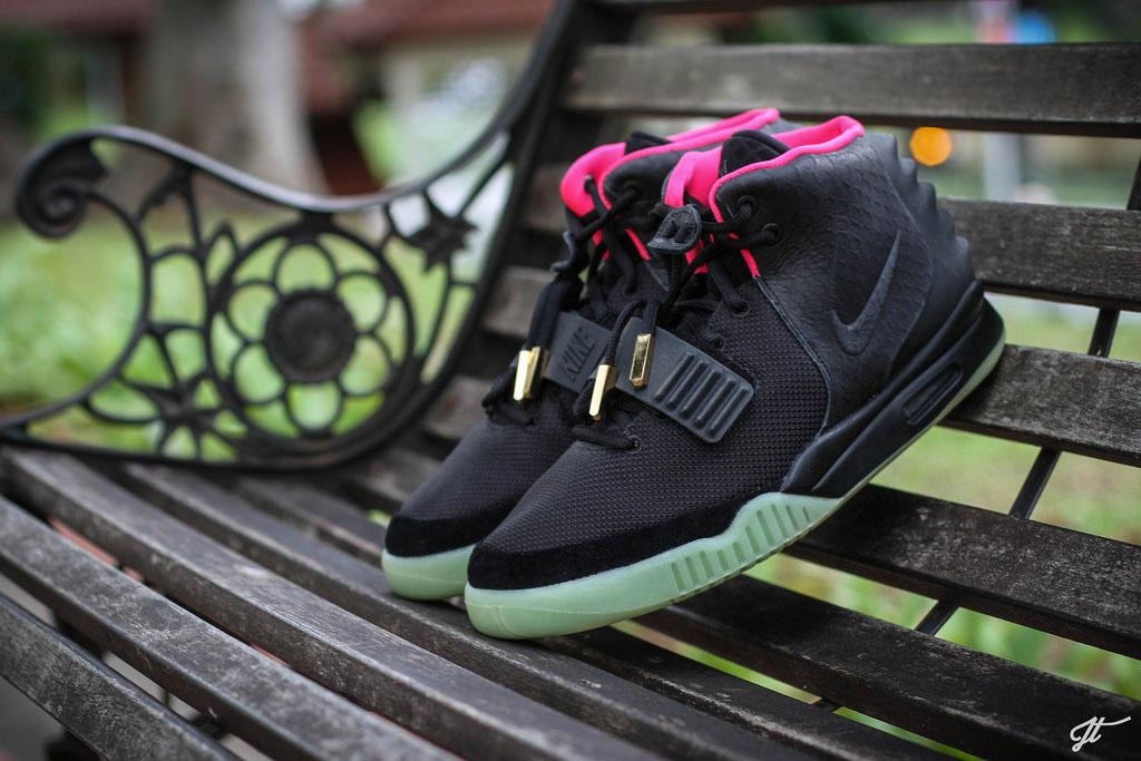 Kanye West Nike Air Yeezy 2 Solar Red