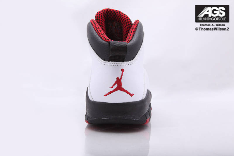 Air jordan 10 X Chicago 310805-100 (7)