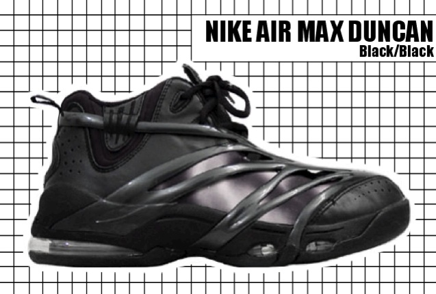 4606cba0a54 A Look Back at The Most Notable Sneakers Worn By Tim Duncan